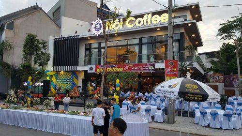 Biển quảng cáo quán Coffee chữ nổi