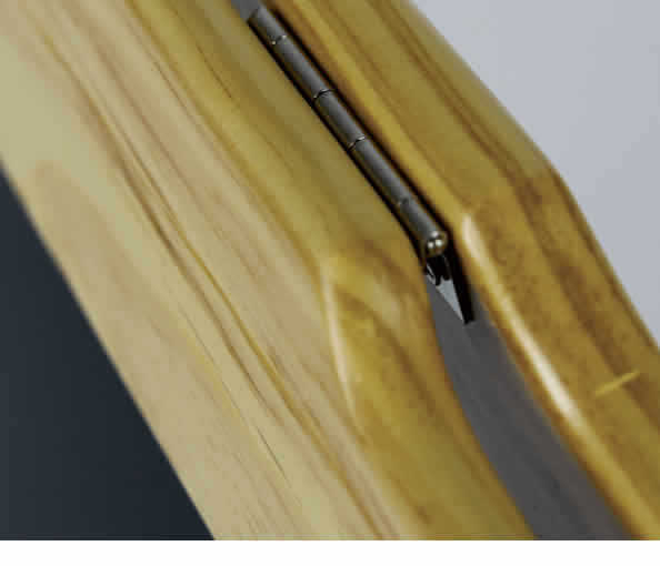 Chi tiết bảng menu gỗ đứng đẹp