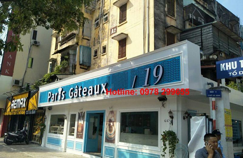 101 mẫu biển quảng cáo nhà hàng đẹp