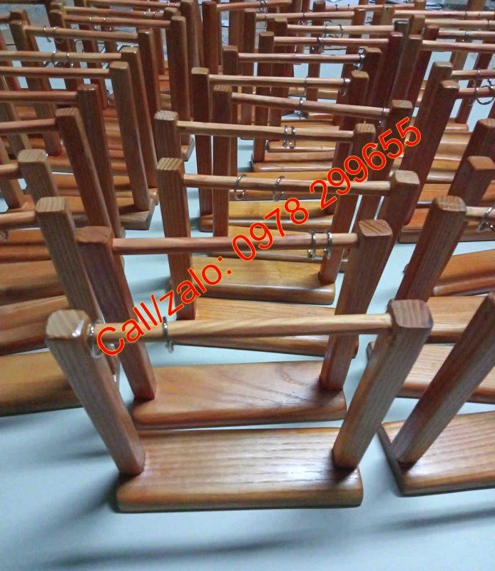Biển menu chất liệu gỗ khổ A5